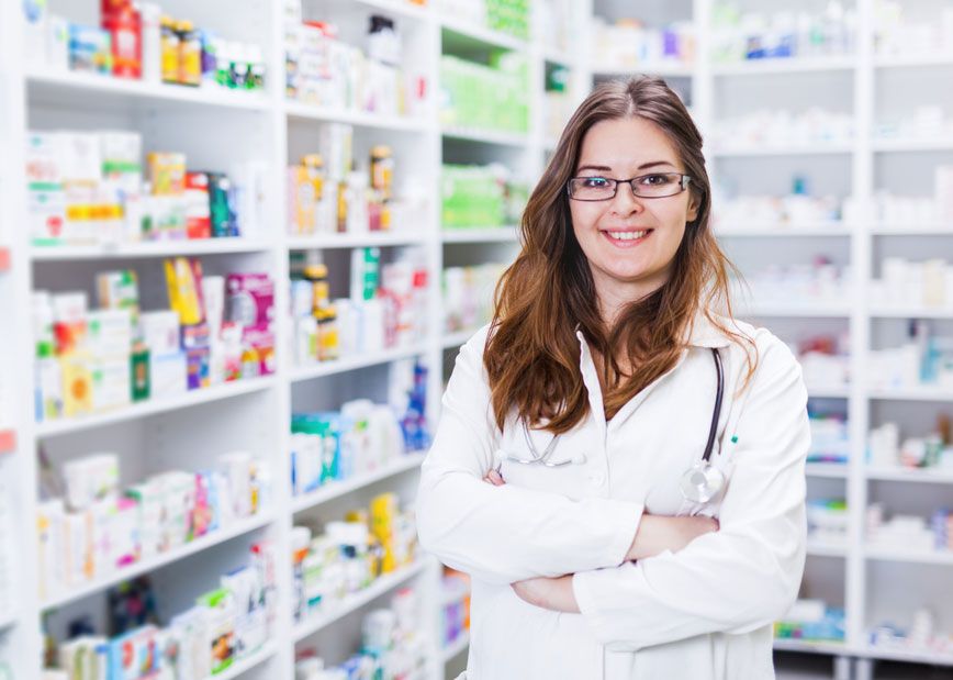 Pharmacy Staff, Wateford Township, Michigan