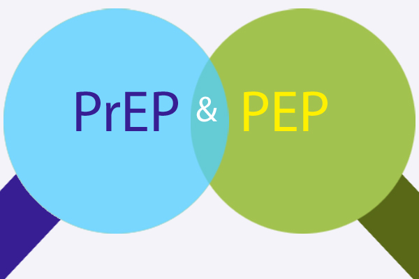 PrEP and Pep to prevent HIV